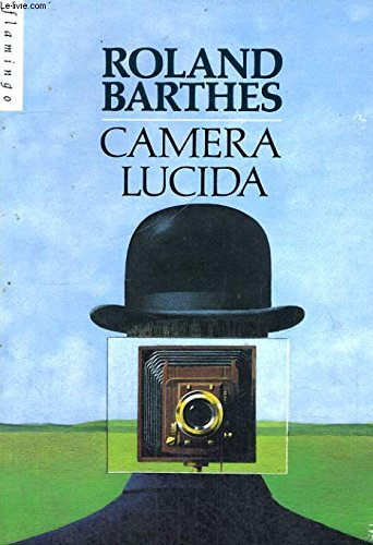 9780006540618: Camera Lucida: Reflections on Photography (Flamingo)
