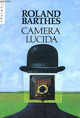 9780006540618: Camera Lucida: Reflections on Photography (Flamingo)