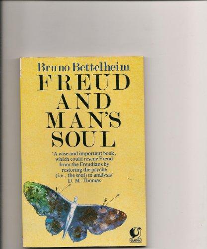 9780006540625: Freud and Man's Soul (Flamingo S.)