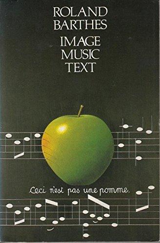 9780006540670: Image-Music-Text (Flamingo S.)