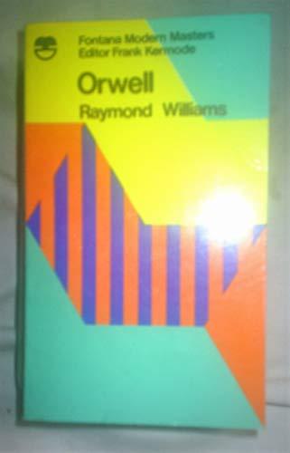 9780006540786: Orwell (Flamingo)