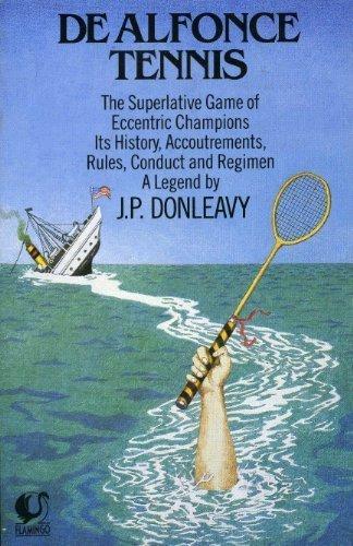 9780006541189: De Alfonce Tennis