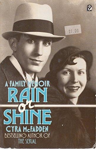 9780006542278: Rain or Shine: A Family Memoir (Flamingo)