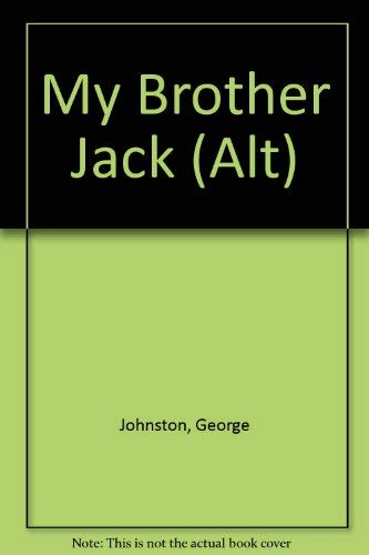 9780006542599: My Brother Jack (Alt)
