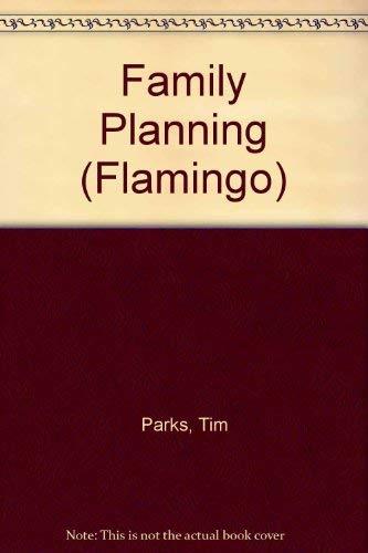 9780006543343: FAMILY PLANNING (FLAMINGO S.)