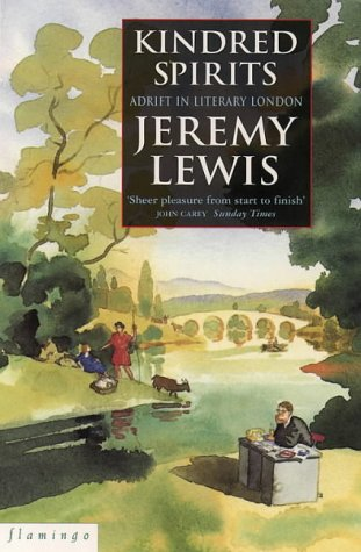 9780006543381: Kindred Spirits - Adrift In Literary London