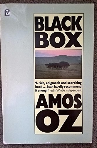 Black Box (Flamingo): Amos Oz