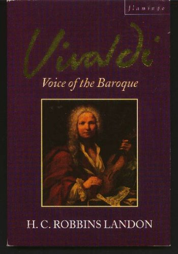 9780006544166: Vivaldi: Voice of the Baroque