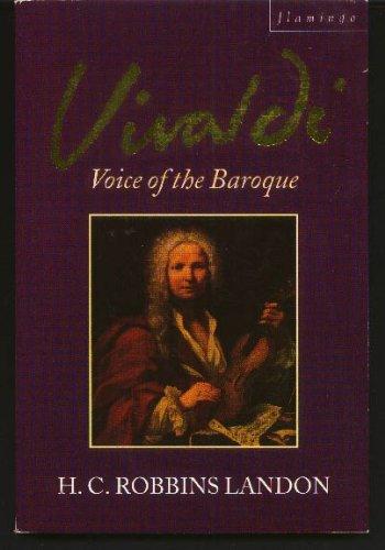 9780006544166: VIVALDI: VOICE OF THE BAROQUE