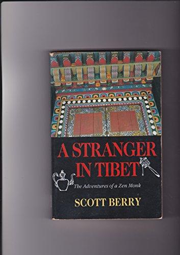 9780006544517: A Stranger in Tibet: Adventures of a Zen Monk - Life of Kawaguchi Ekai (Flamingo)