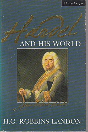 9780006544609: HANDEL AND HIS WORLD (FLAMINGO S.)