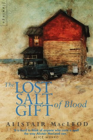9780006545385: The Lost Salt Gift of Blood