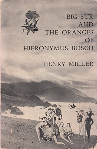 9780006545408: Big Sur and the Oranges of Hieronymus Bosch (Flamingo modern classic)