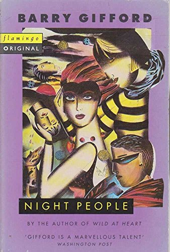 9780006545958: Night People (Flamingo original)