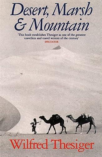 9780006548171: Desert, Marsh & Mountain