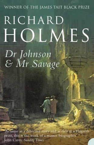 9780006548249: Dr. Johnson and Mr. Savage: A Biographical Mystery