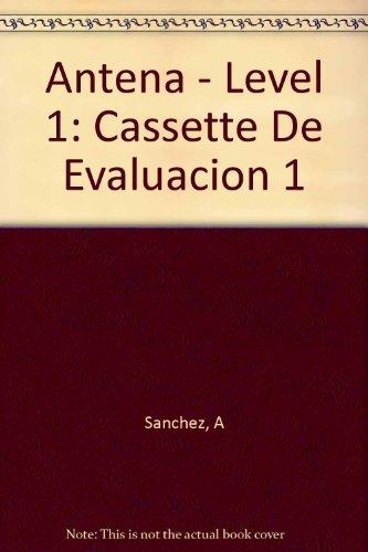 9780006549130: Antena - Level 1: Cassette De Evaluacion 1 (Spanish Edition)
