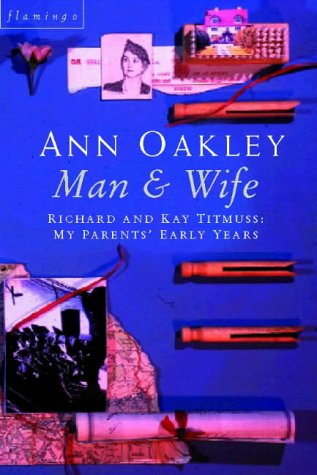9780006550136: Man & Wife - Richard And Kay Titmuss: My Parents Early Years