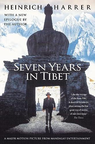 9780006550921: Seven Years in Tibet (Flamingo Modern Classics)