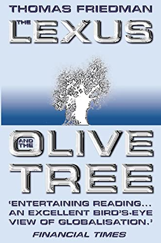 9780006551393: The Lexus and the Olive Tree