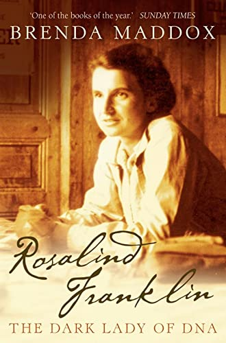 9780006552116: Rosalind Franklin: The Dark Lady of DNA