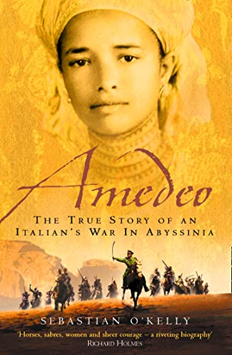 9780006552475: Amedeo: The True Story of an Italian's War in Abyssinia