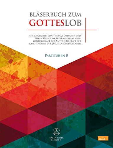 9780006557807: Bl�serbuch zum Gotteslob (Partitur in B): Intonationen und Begleits�tze zu Liedern des neuen Gotteslobs