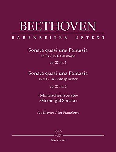 Beethoven: Piano Sonatas, Op. 27 (No. 1: Ludwig van Beethoven