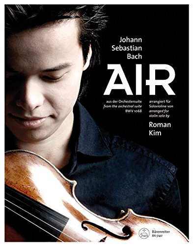 9780006558552: Bach: Air from the Orchestral Suite, BWV 1068 (arr. Kim)