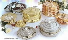 9780006562245: Silvertone Stacking Bread Plate