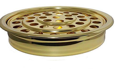 9780006563174: Brasstone Communion Tray