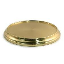 9780006563204: Brasstone Communion Tray Base