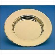 9780006563235: Artistic Brasstone Stacking Bread Plate