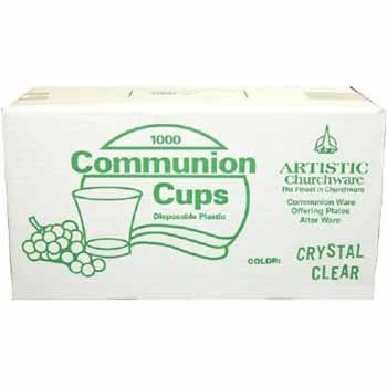9780006564232: Communion Cups Disposable 1000: RW77