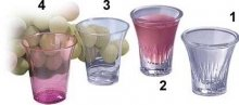 9780006564409: Communion Cups Crystal 1.5 20 pk: RW66PK