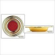 9780006568117: Offering Plate Brasstone Red: RW212AB