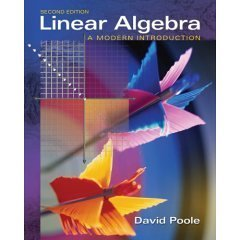9780006587484: Linear Algebra: A Modern Introduction- Text Only