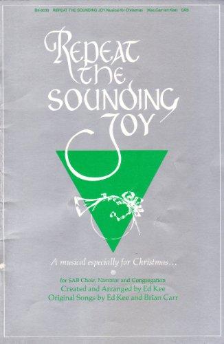 9780006592136: Repeat the Sounding Joy
