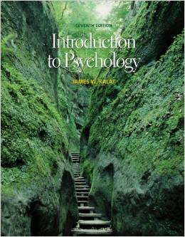 9780006599531: Introduction to Psychology