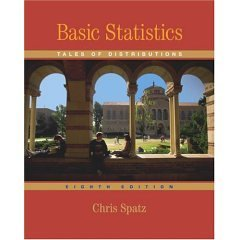9780006599586: Basic Statistics: Tales of Distributions- Text Only