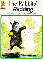 9780006606437: The Rabbits' Wedding (Armada Picture Lions)