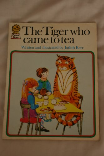 9780006606451: The Tiger Who Came to Tea (Armada Picture Lions)