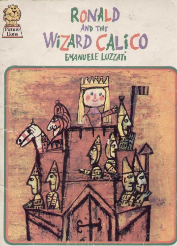 9780006606598: Ronald and the Wizard Calico (Armada Picture Lions S.)