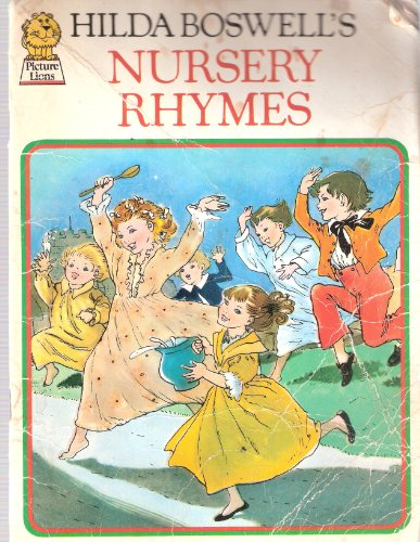 9780006606604: Hilda Boswell's Treasury of Nursery Rhymes (Armada Picture Lions)
