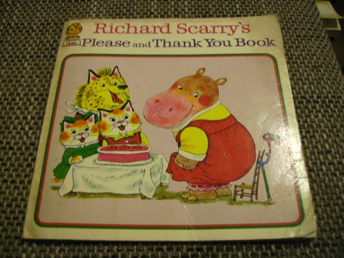 9780006606710: The Please and Thank You Book