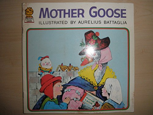 9780006606758: Mother Goose (Armada Picture Lions S.)