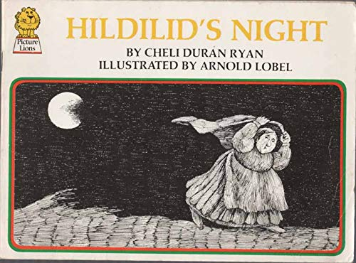 9780006606789: Hildilid's Night (Picture Lions S)