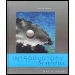 Introductory Statistics - Textbook Only: Neil A. Weiss