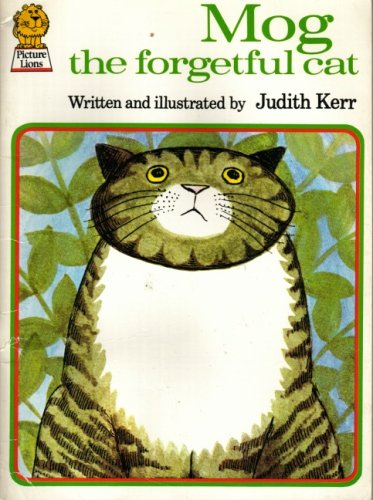 Mog the Forgetful Cat (Armada Picture Lions): Kerr, Judith