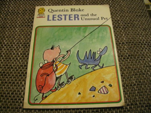 9780006608493: Lester and the Unusual Pet (Picture Lions S.)